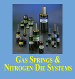 Gas Springs and Nitrogen Die Systems
