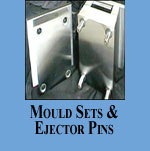 Mould Sets and Ejector Pins